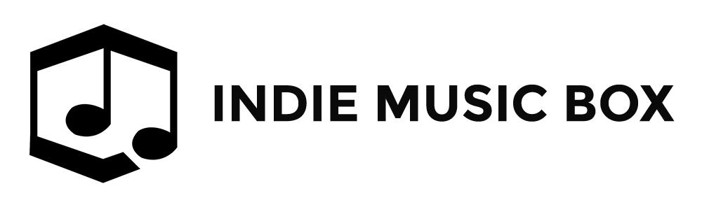 Indie Music Box Logo w/ Tagline