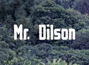 Mr. Dilson