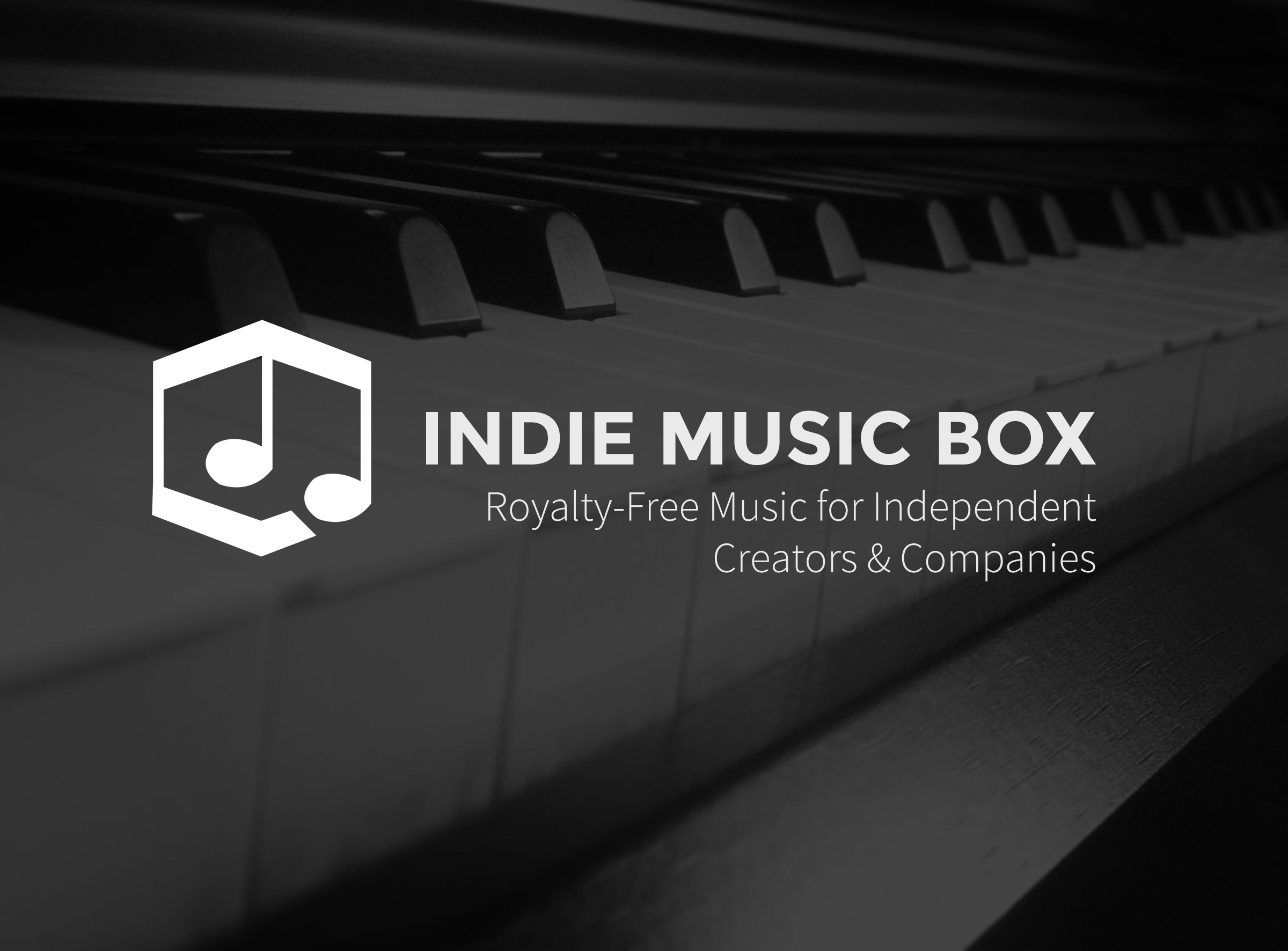 Indie Music Box Banner
