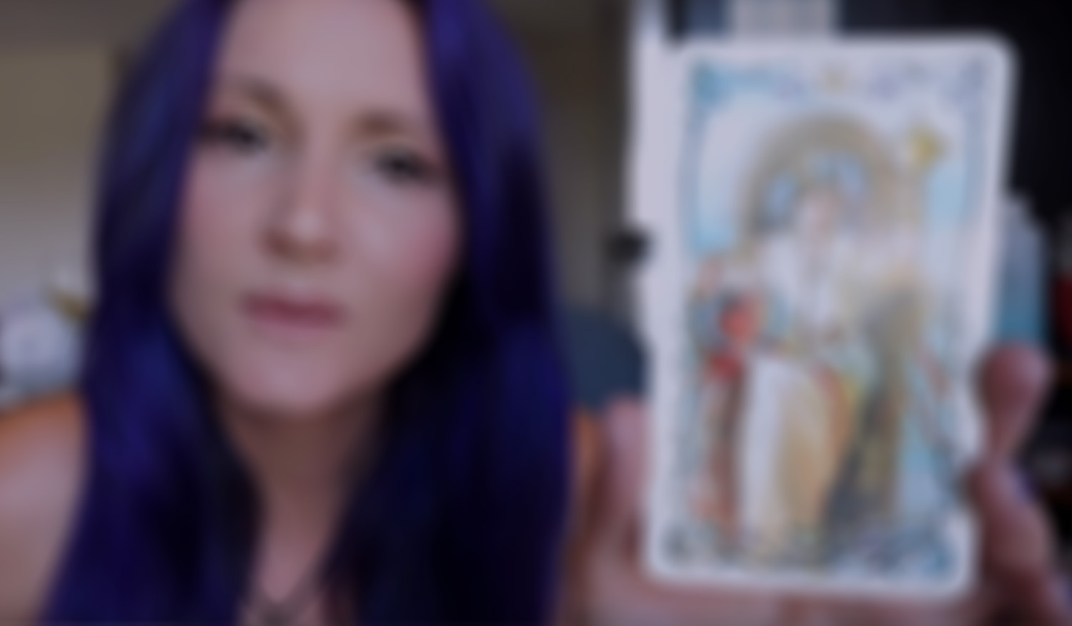 Tarot Reading Royalty-Free Music in Great Video by Crescent Muse