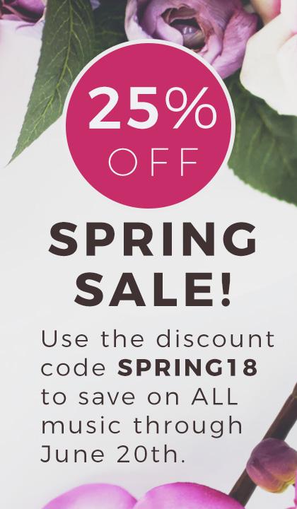 Spring Sale (2018)