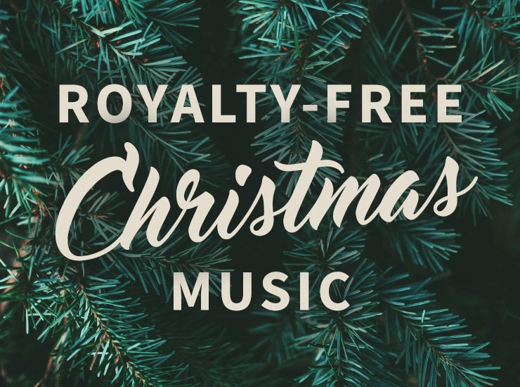 Royalty-Free Christmas Music