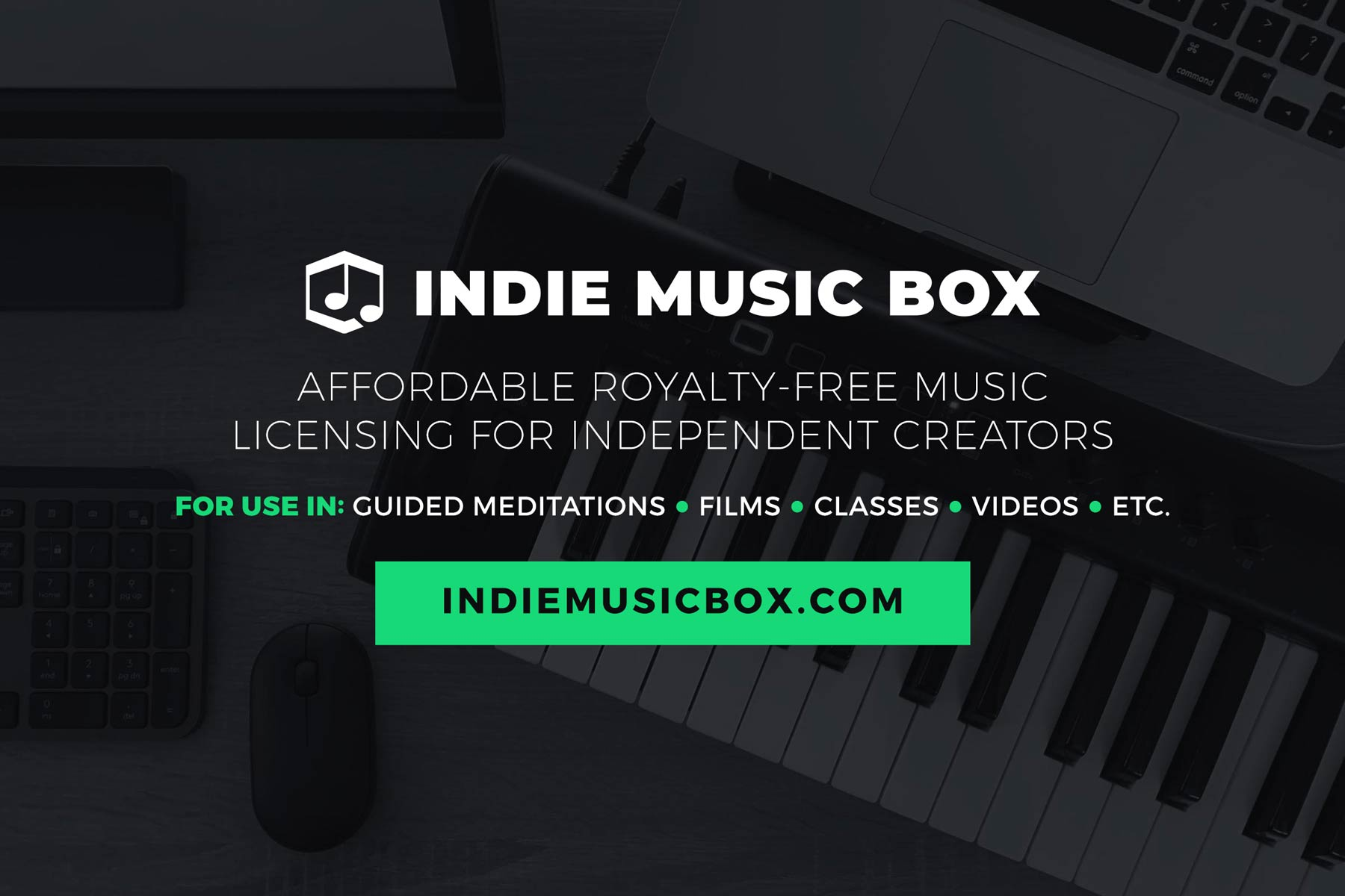 Affordable Royalty-Free Music Licensing for Independent Creators