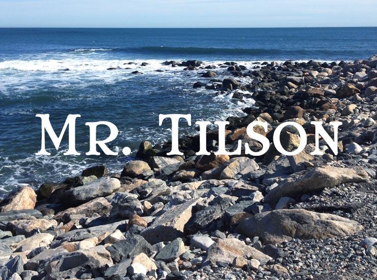 Mr. Tilson