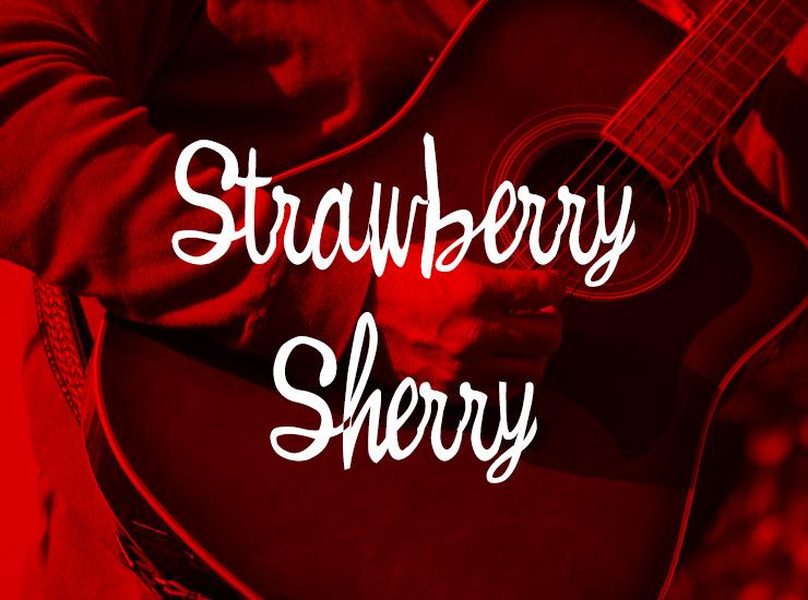 Strawberry Sherry