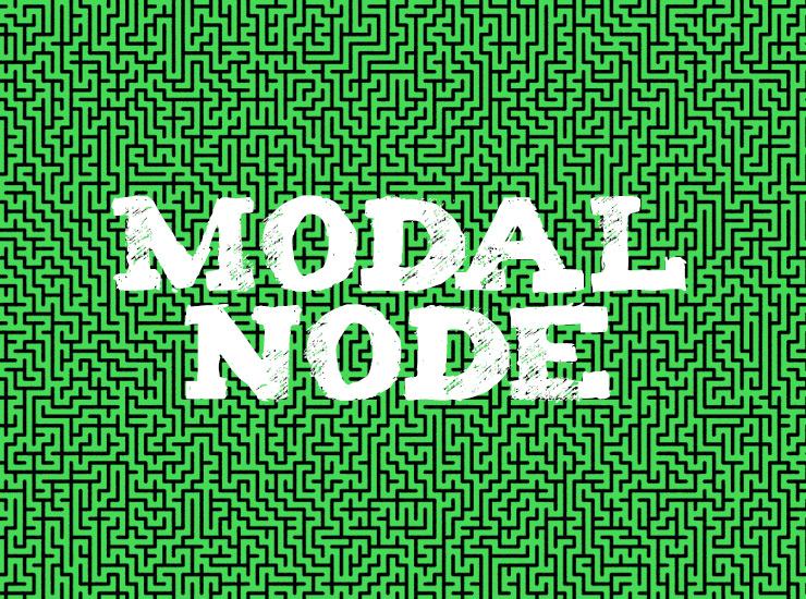 Modal Node