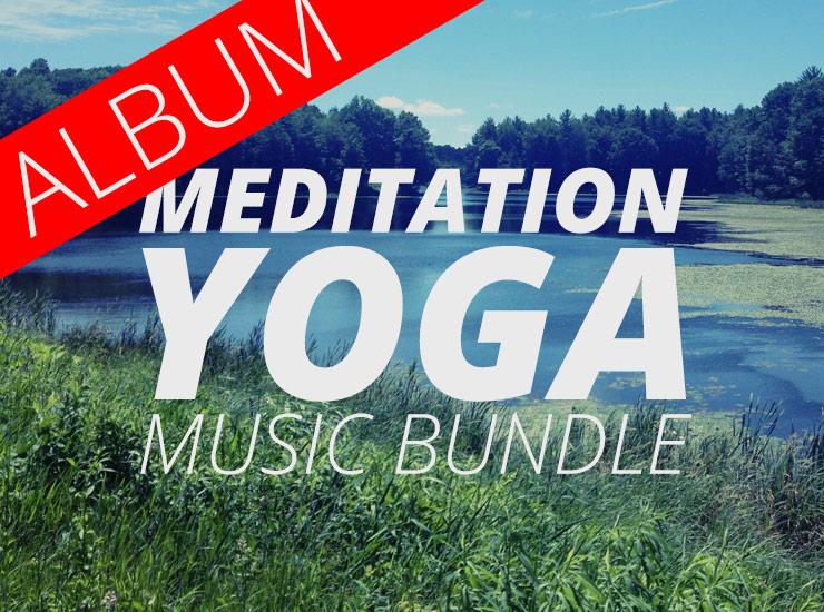 Meditation / Yoga Music Bundle - Indie Music Box