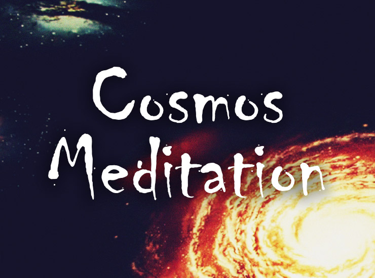 Cosmos Meditation (Royalty-Free Music)