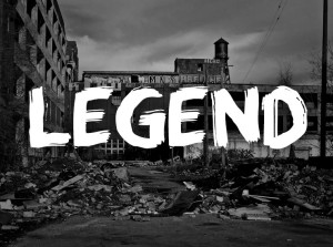 Legend (Royalty-Free Music)