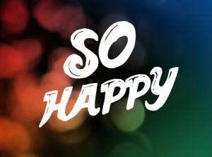 So Happy - Royalty Free Music