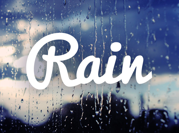 Rain - Instrumental Royalty-Free Music