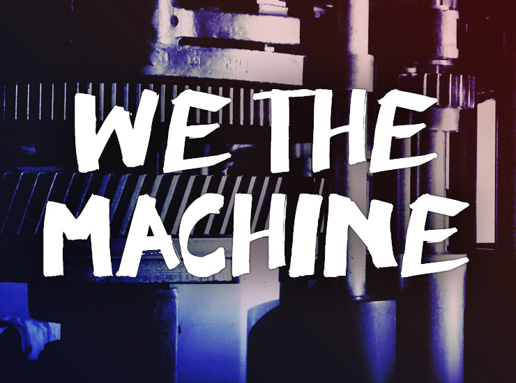 We The Machine - Royalty-Free Music, electronic music, dramatic music