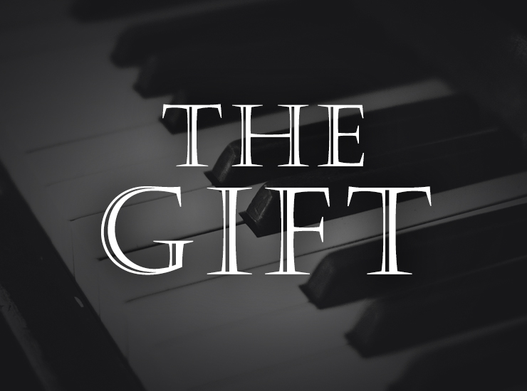 The Gift - Royalty-Free Piano Music