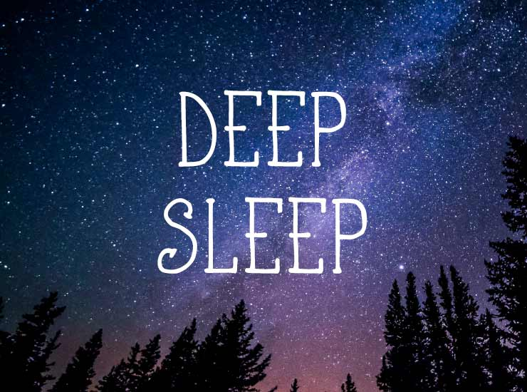 Deep Sleep [Royalty-Free Music]