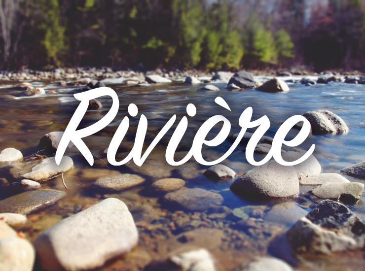 Rivière (Royalty-Free Music)