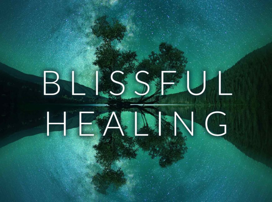 Blissful Healing - Binaural Beats / Delta Waves