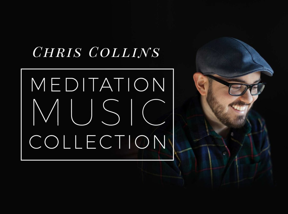Chris Collins Meditation Music Collection - Indie Music Box