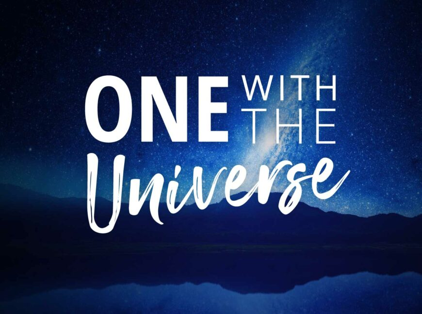 One With The Universe