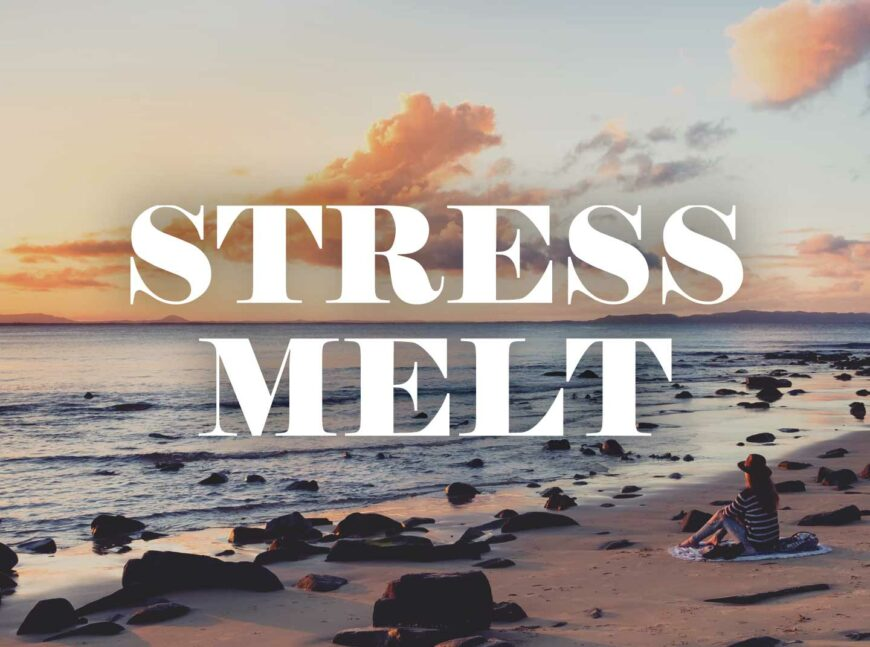 Stress Melt - Royalty-Free Meditation Music