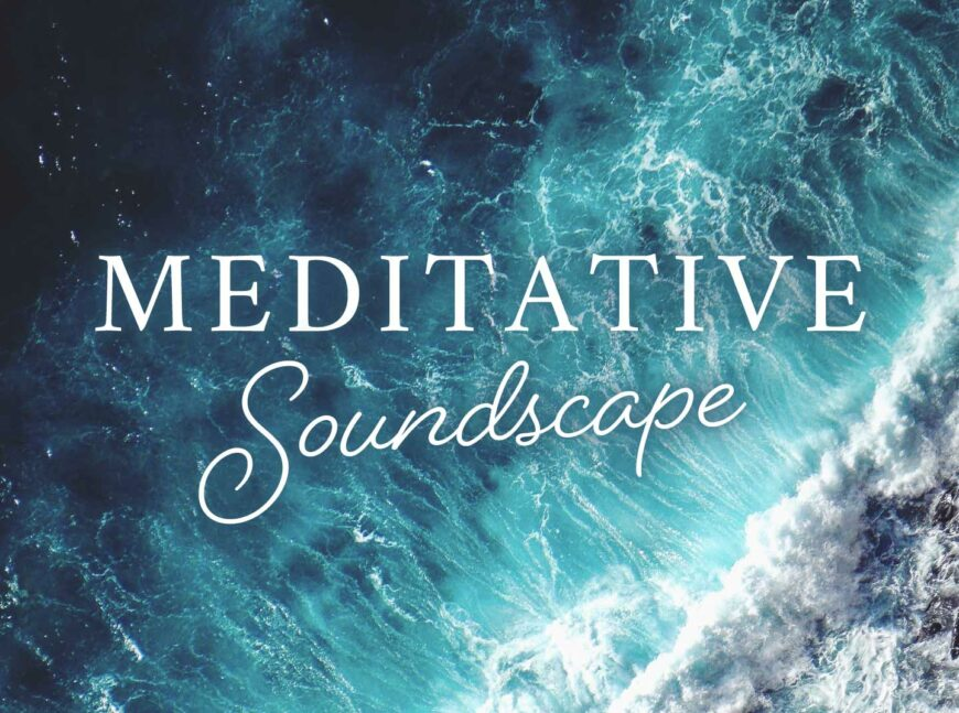 Meditative Soundscape (432 Hz, Binaural Music + Nature Sounds)