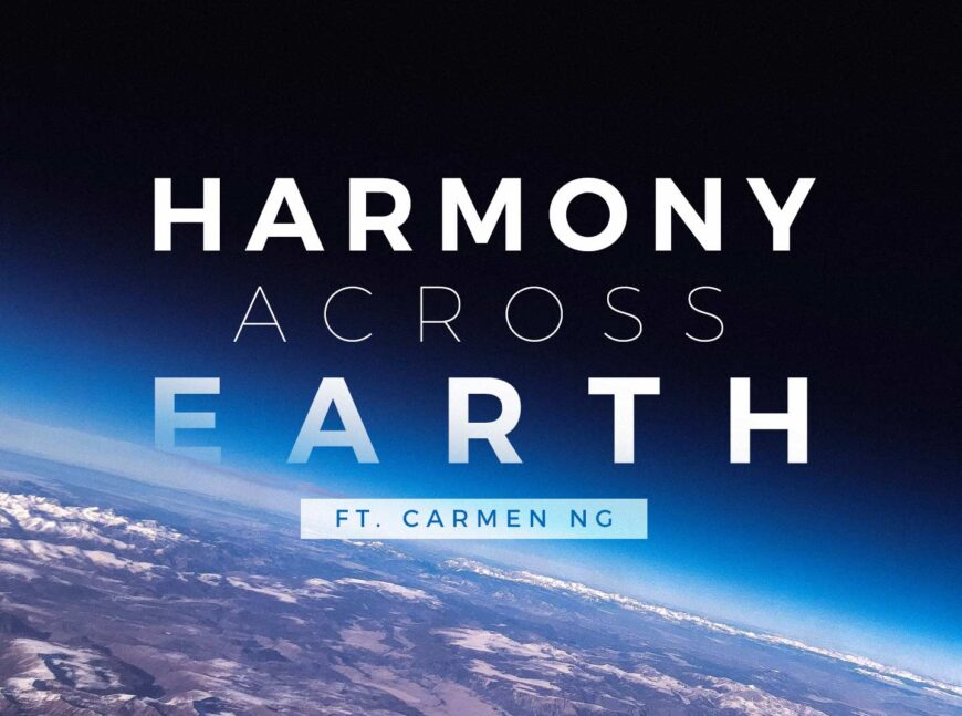 Harmony Across Earth (Binaural Music)