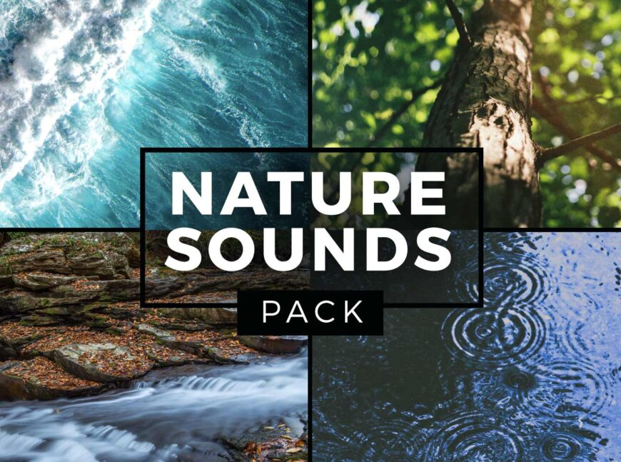 Nature Sounds Pack