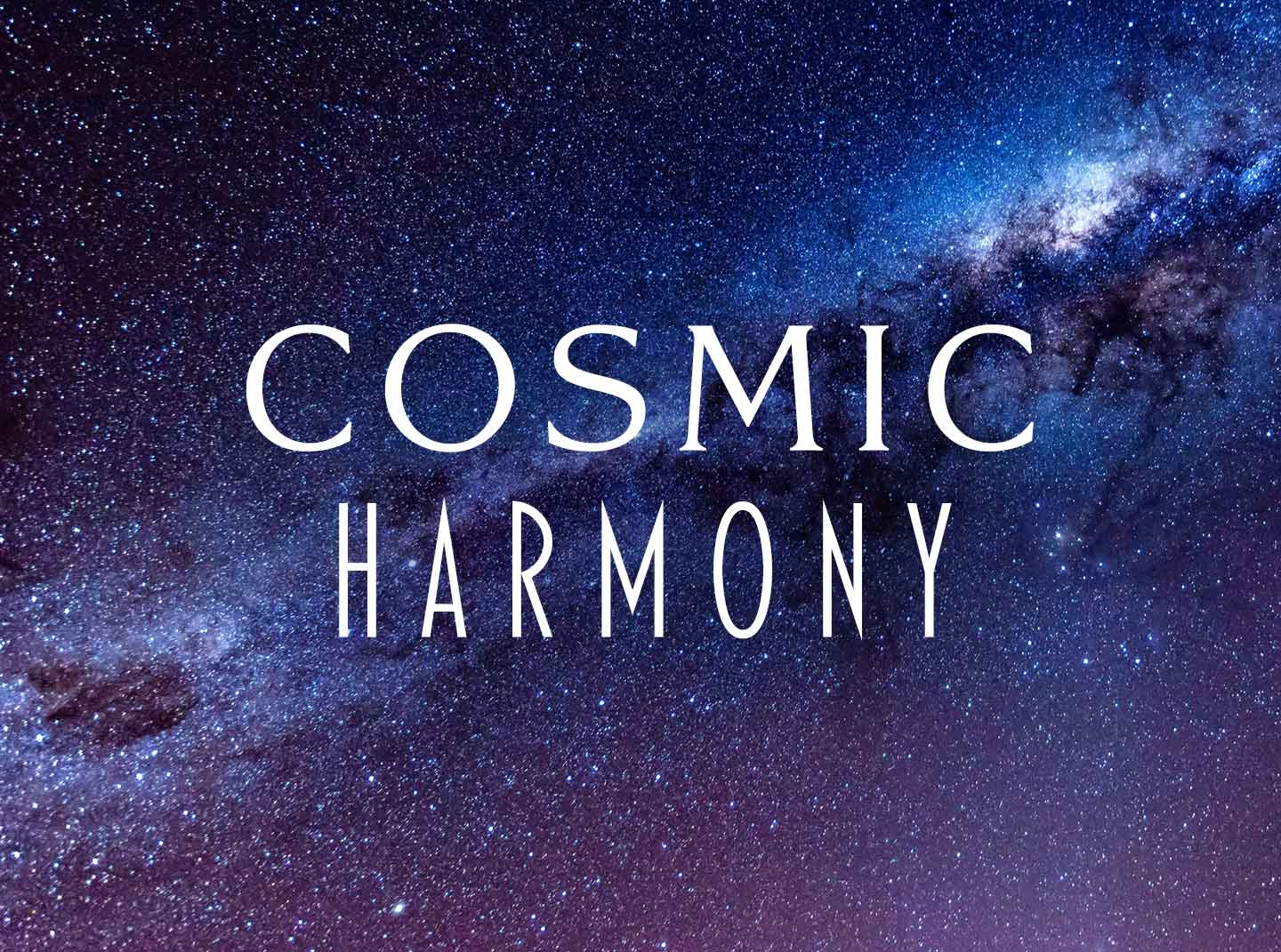 Cosmic Harmony — Ambient Space Music for Relaxation, Meditation, and Sleep